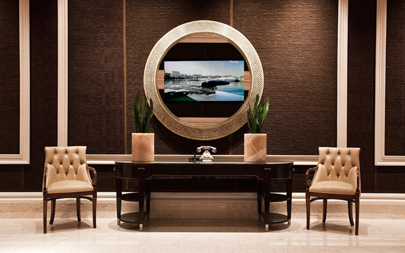 Best italian mirrors tv online in india at low prices for Sideboard xenia